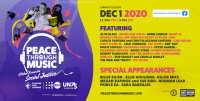 Peace Through Music: A Global Event for Social Justice
